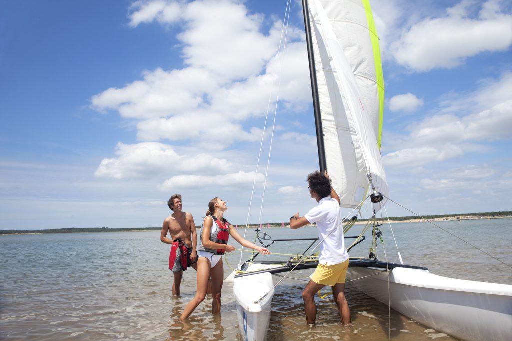 Club Med La Palmyre Atlantique - Leisure activities