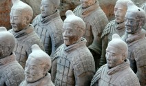 Wendy Wu Terracota Warriors pixl