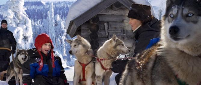 Santa Claus City Break Aspen Travel