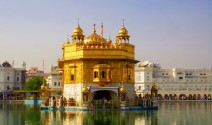 india golden temp