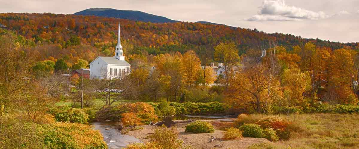 The Best of New England in the Fall - Aspen Travel