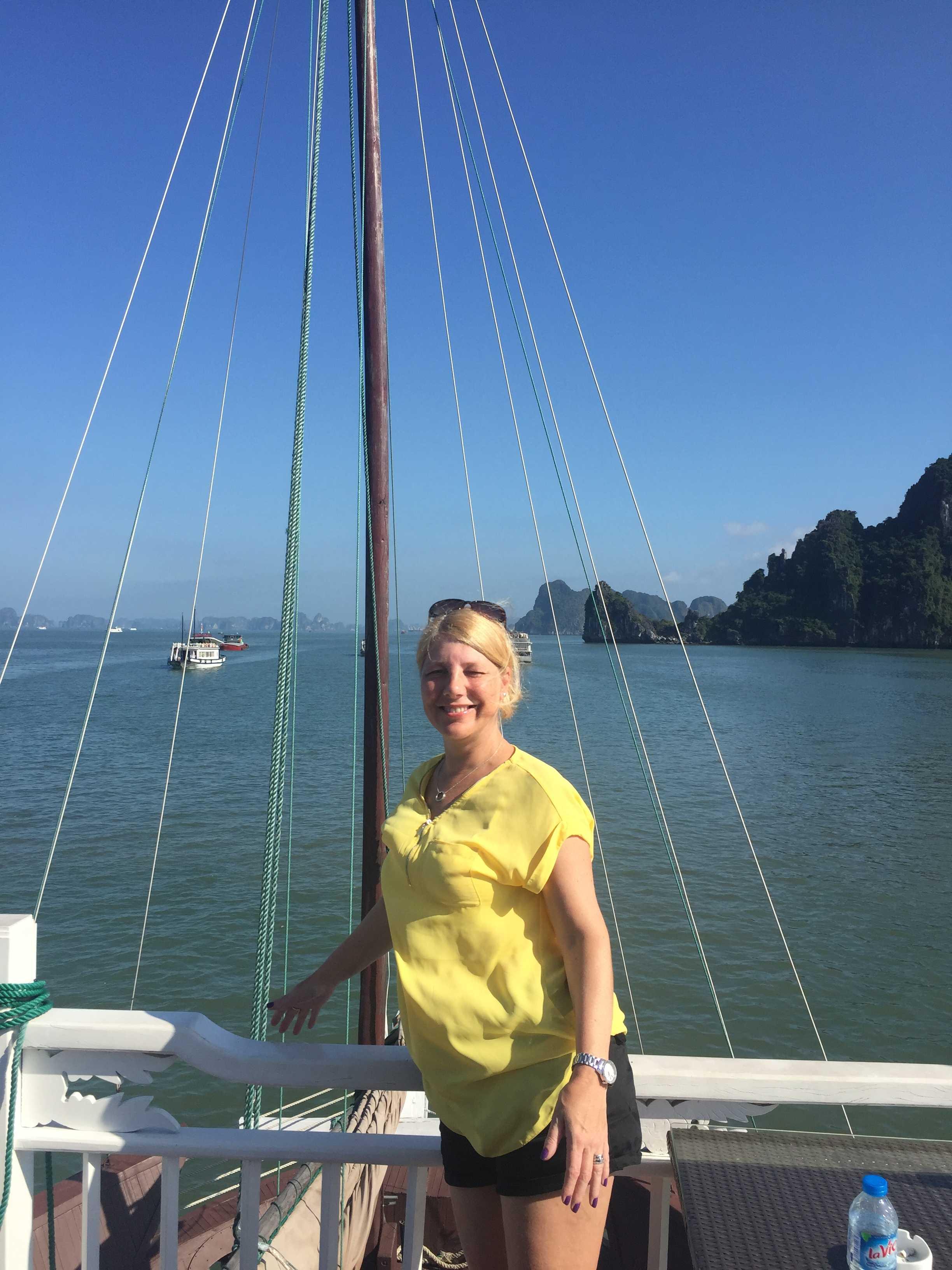 Karen's Wendy Wu Trip to Vietnam & Cambodia - Aspen Travel