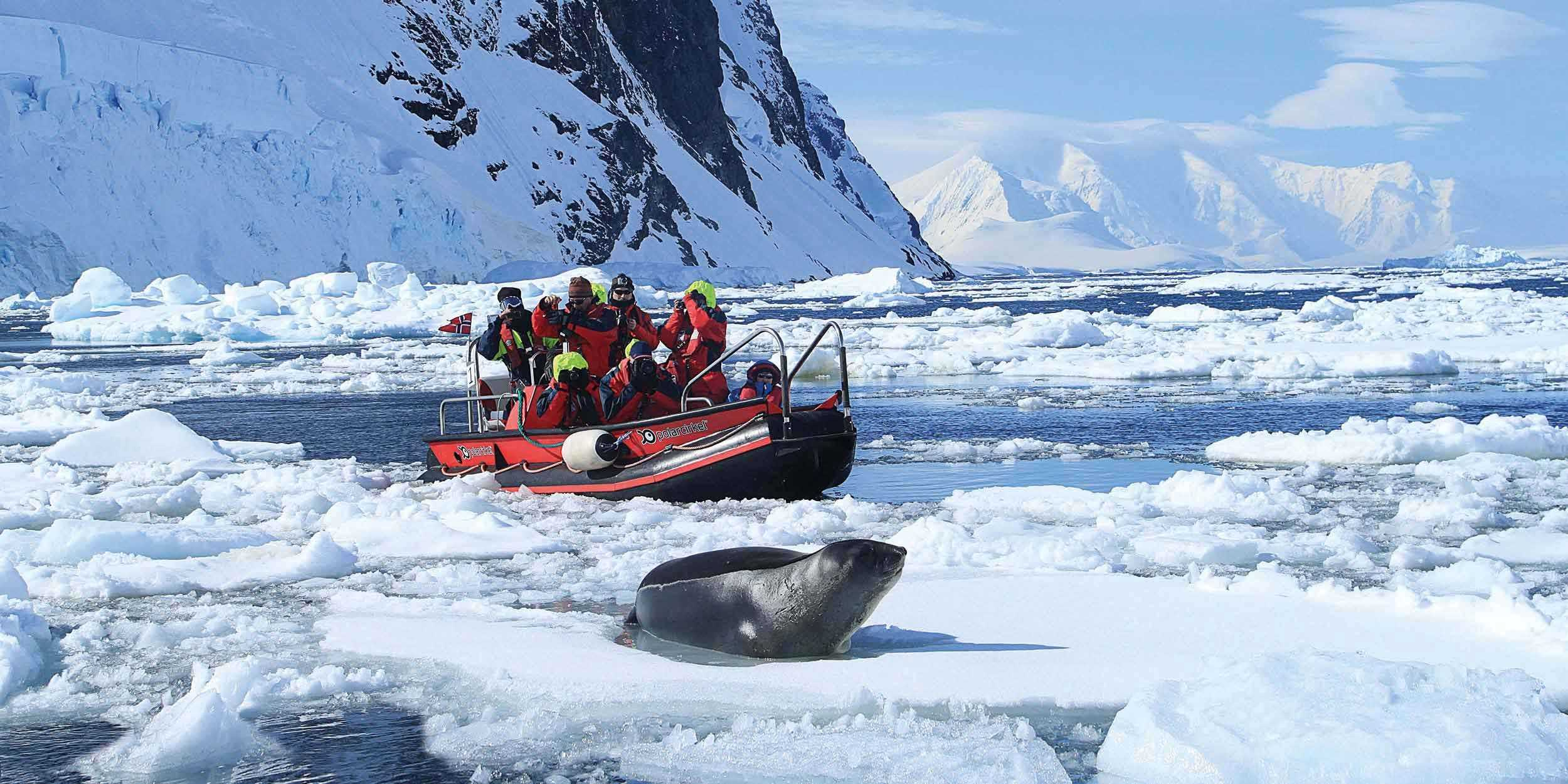 Antarctic Circle Expedition Aspen Travel