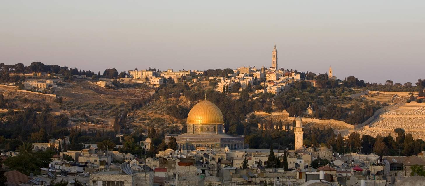 Jerusalem The Golden City Aspen Travel