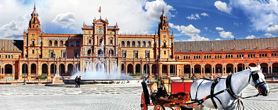 Lisbon To Seville Train Travel Time