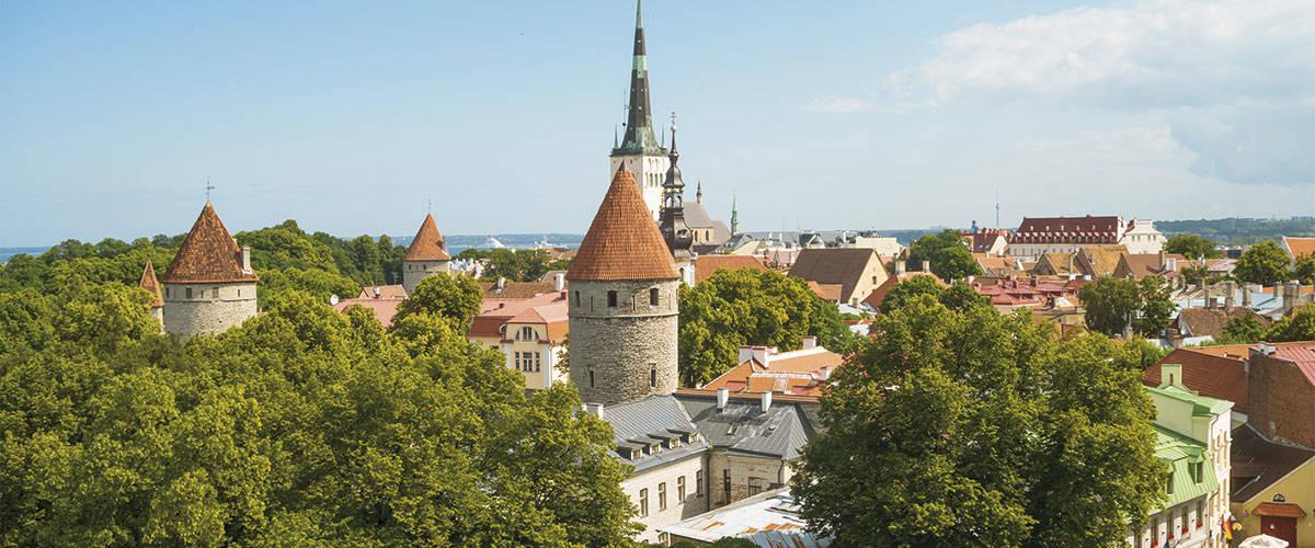 Capitals Of The Baltic Aspen Travel