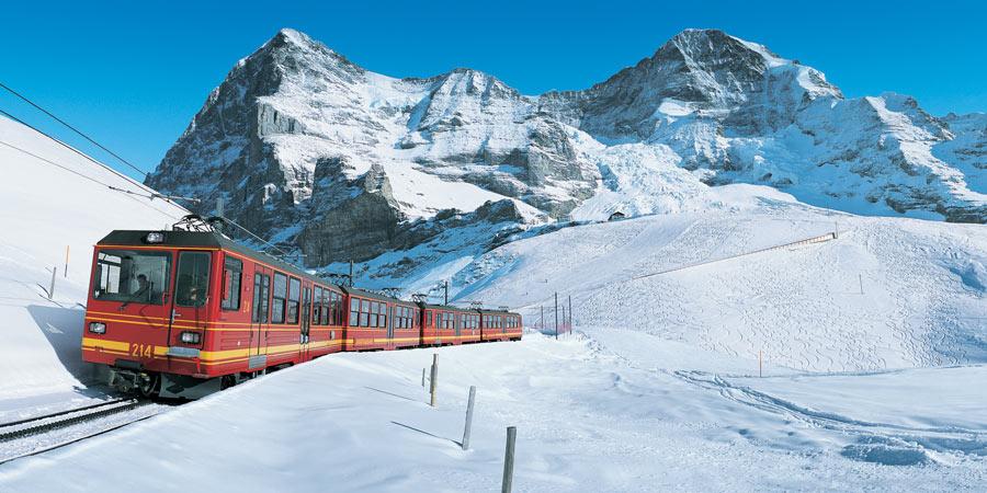 great rail journeys 2019 - JUNGFRAU
