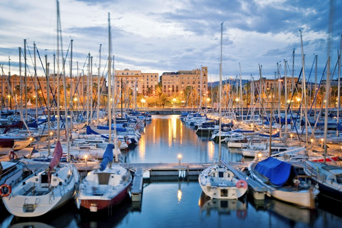august bank holiday getaways - barcelona