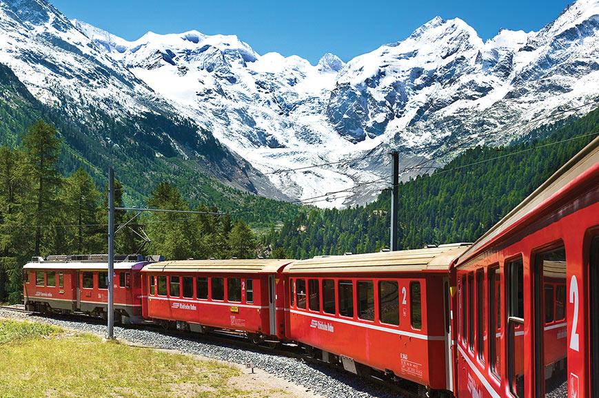 Alpine Rail Adventure Aspen Travel