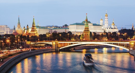 Titan Tours Moscow And St Petersburg