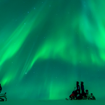 Northern Lights with Hurtiguten
