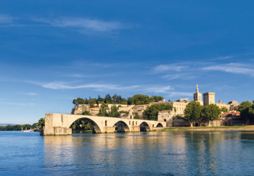 Burgundy, the River Rhone & Provence