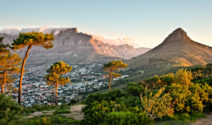 Panoramic of South Africa