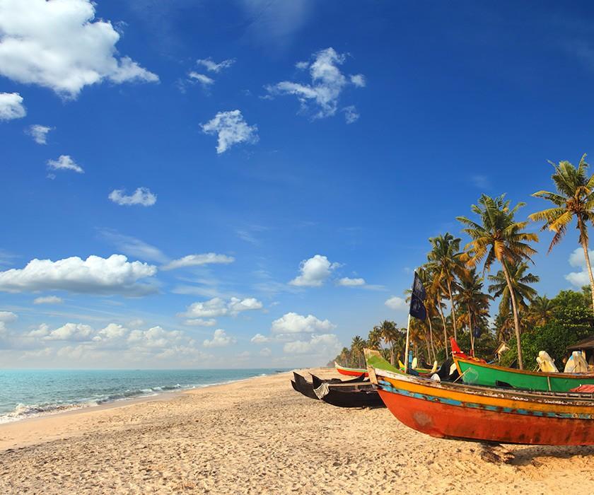 Kerala Backwaters And Beach