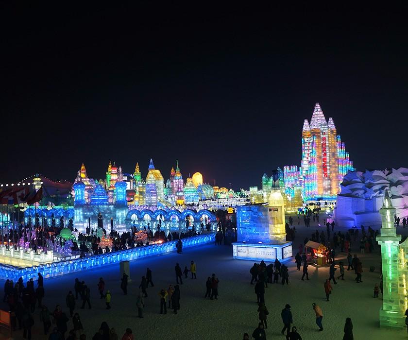 Harbin Ice & Snow Festival - Aspen Travel