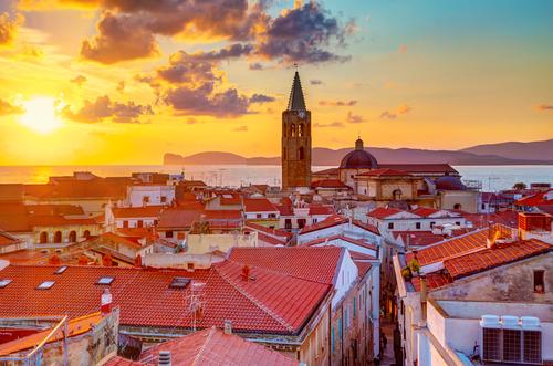 Sunny Sardinia