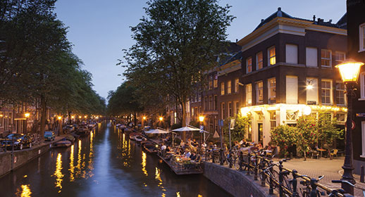 august bank holiday getaways - amsterdam