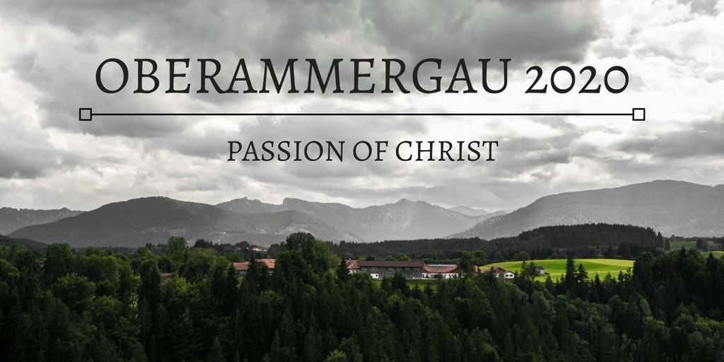 obergammergau 2020 blog