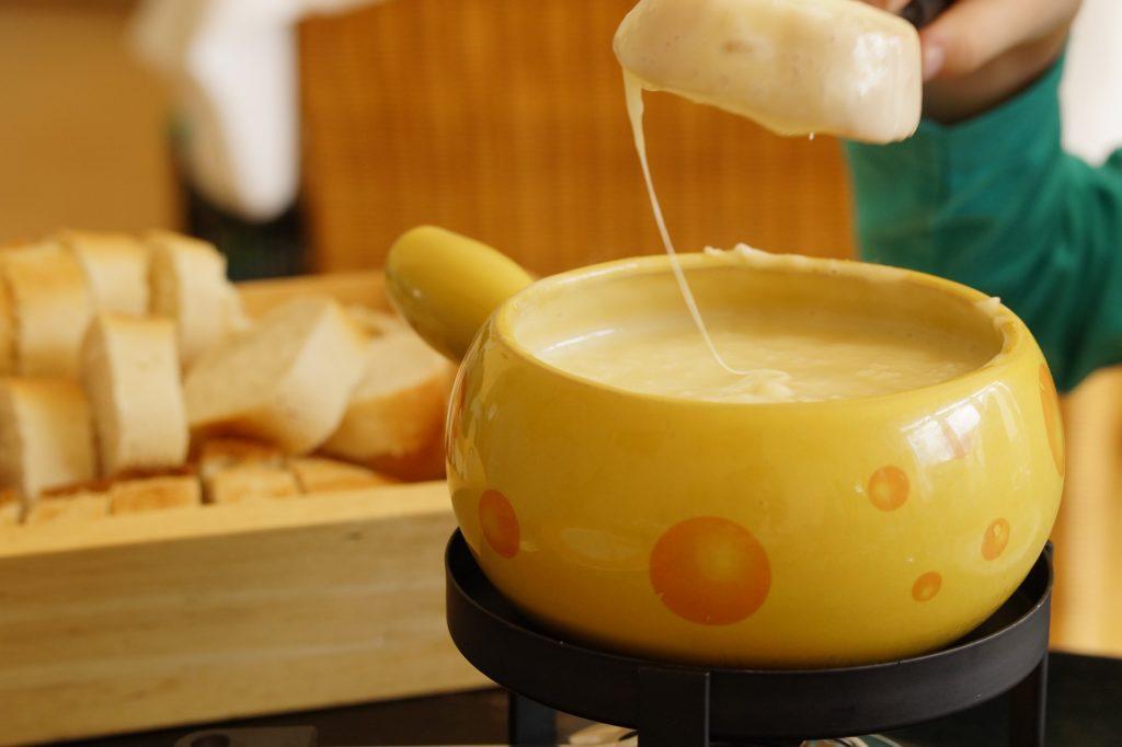 italian fondue