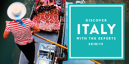 travelsphere italy touring holidays