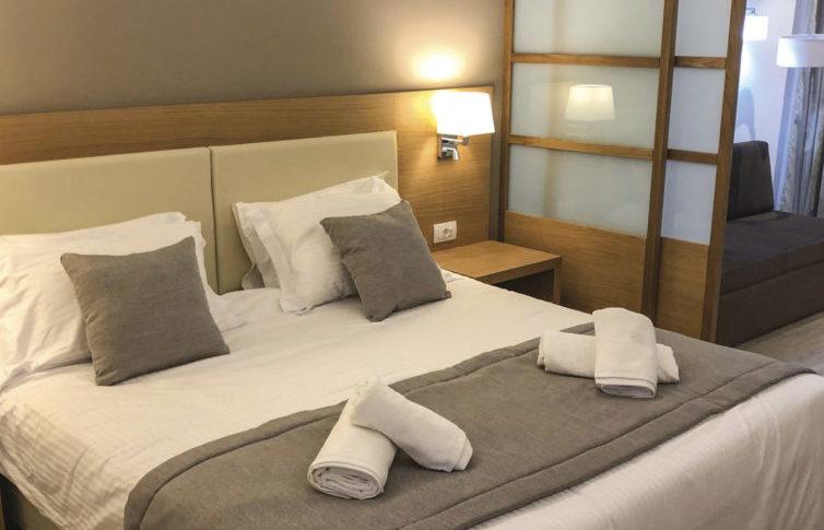 Mark Warner Paleros Bedroom