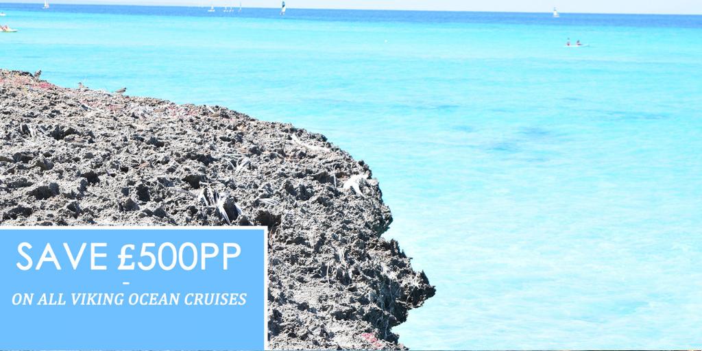 viking ocean cruises offer