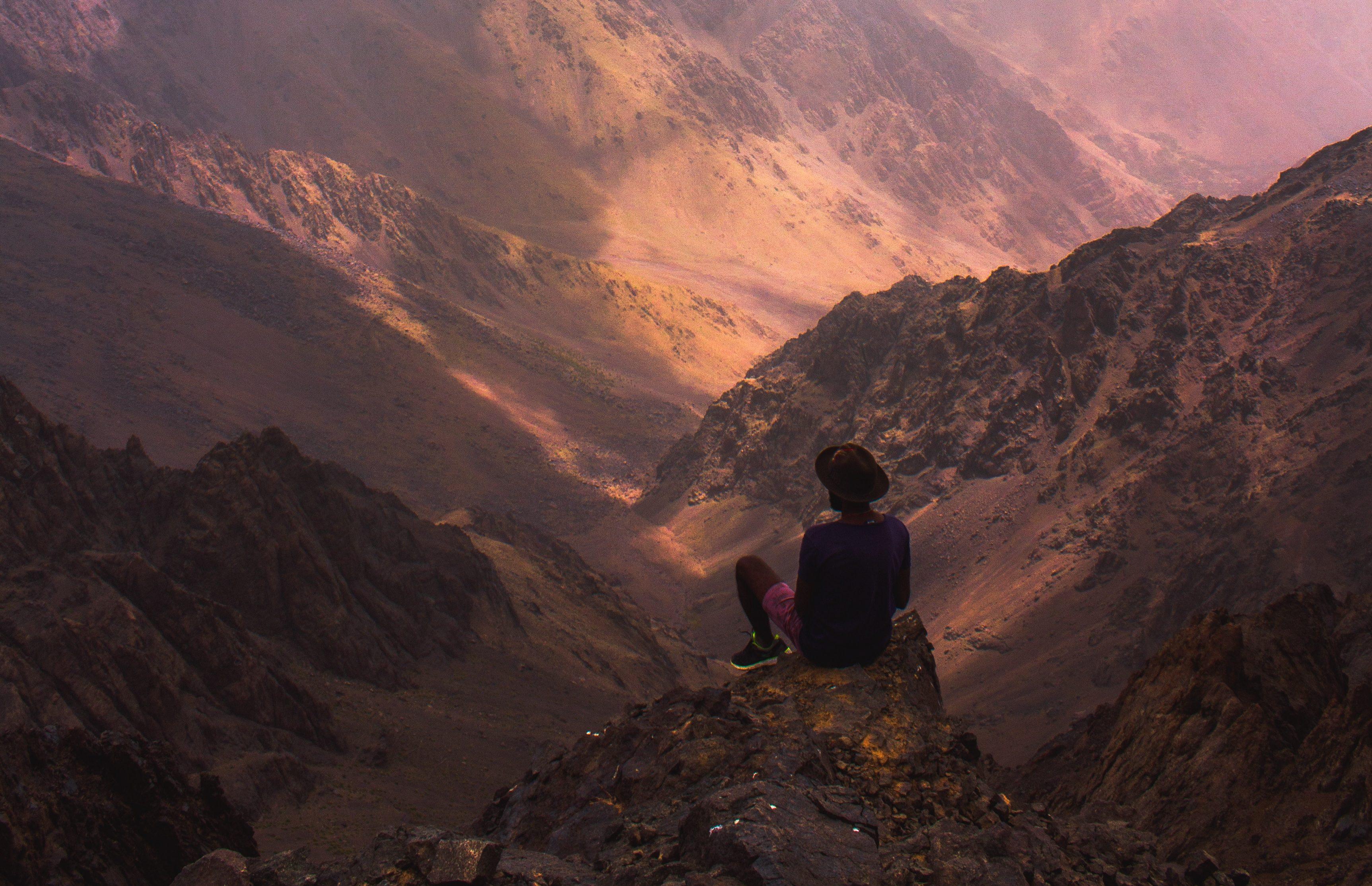 mount toubkal - mountain climbing holidays