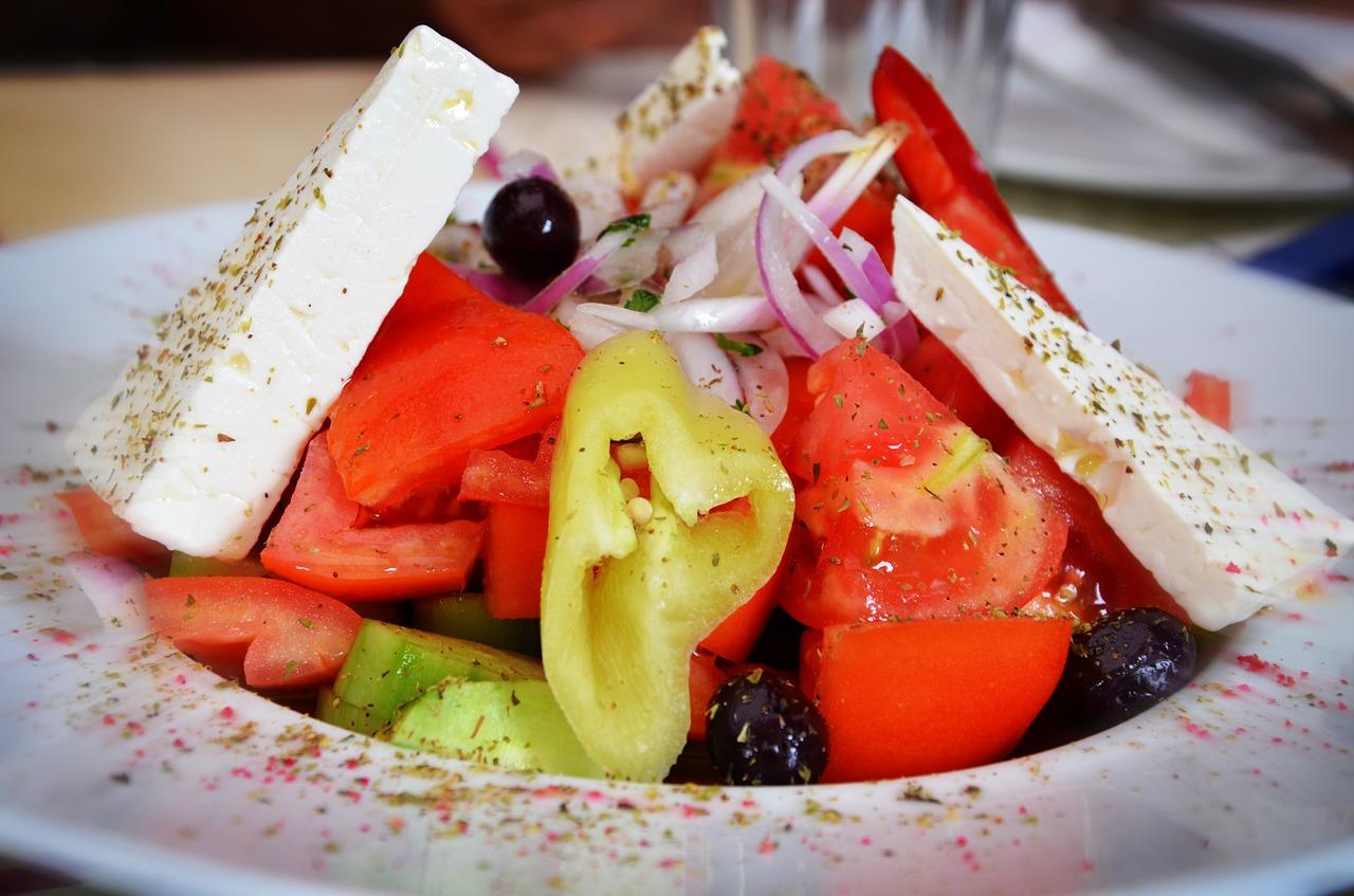 mark warner paleros - greek cuisine