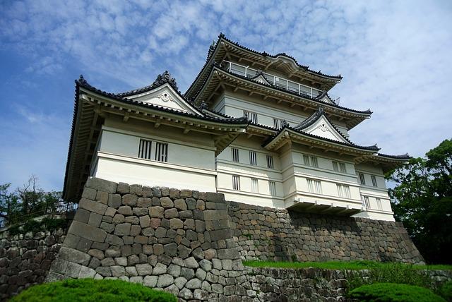 travel in tokyo -  odawara