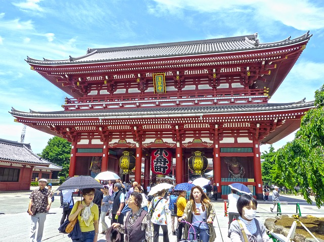 travel in tokyo - asakura