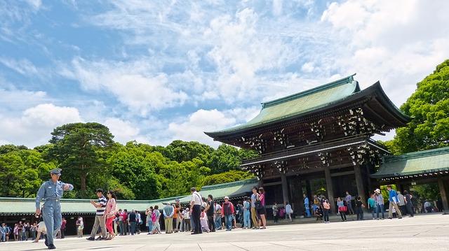 travel in tokyo - harajuko