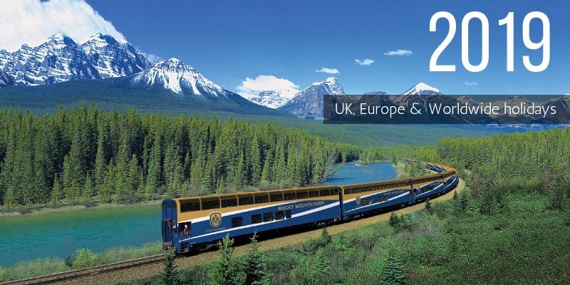 great rail journeys 2019