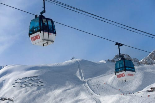 mark warner ski lifts gondola