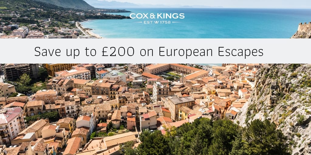 cox and kings european savings