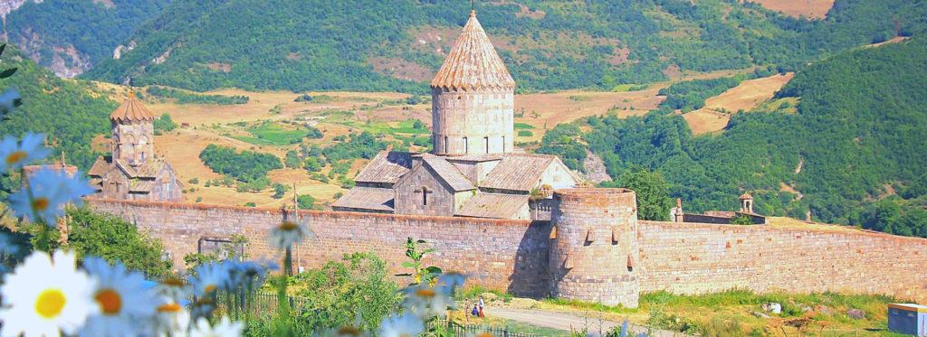 The Tatev Monastery