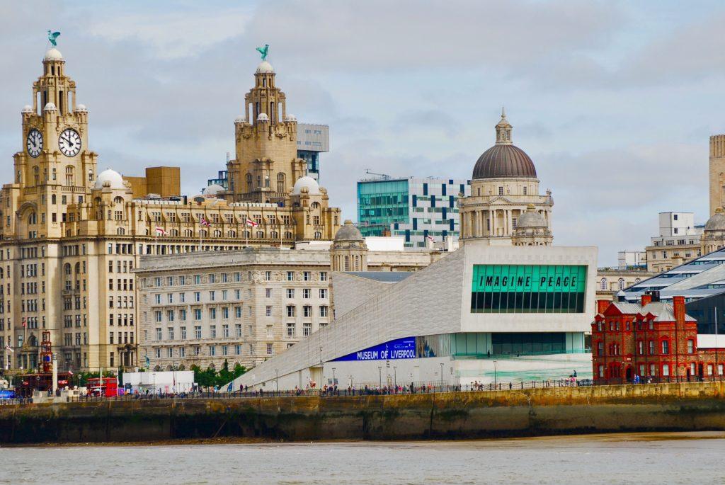 Liverpool - River mersey