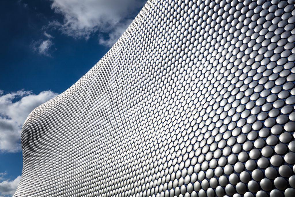 Birmingham Central station