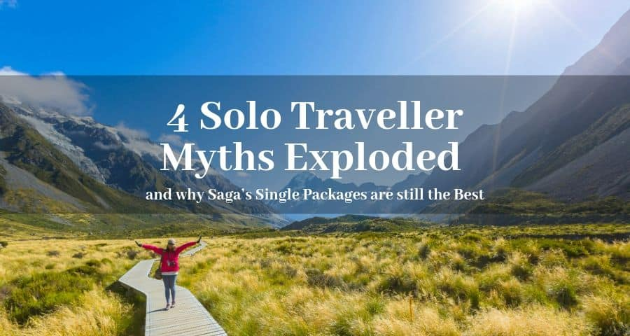 solo travel myths exploded