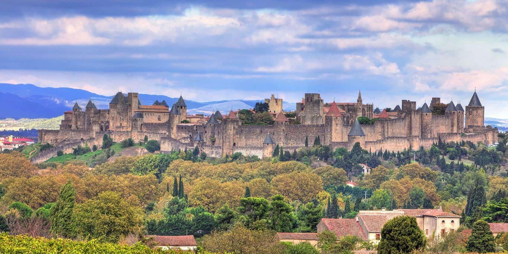 Carcassonne & Cathar Castles of France CAB20   Aspen Travel