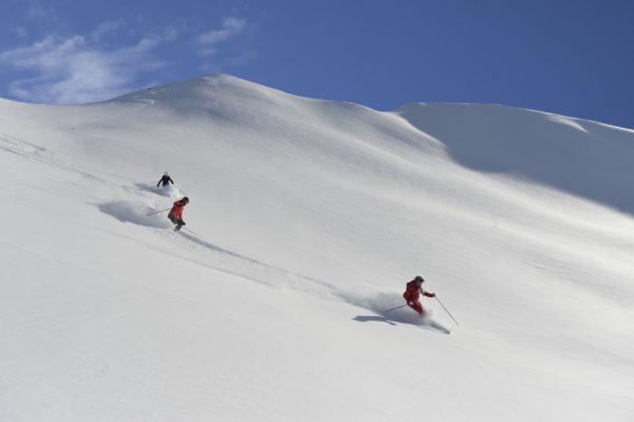 Savoie ski region
