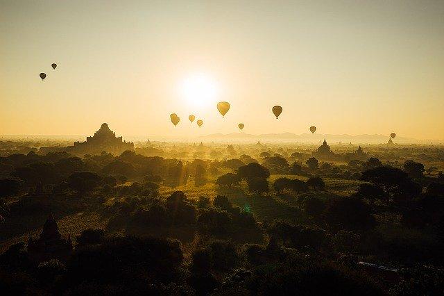 Hidden Treasures of Myanmar