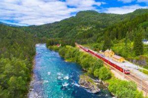 Oslo express railway