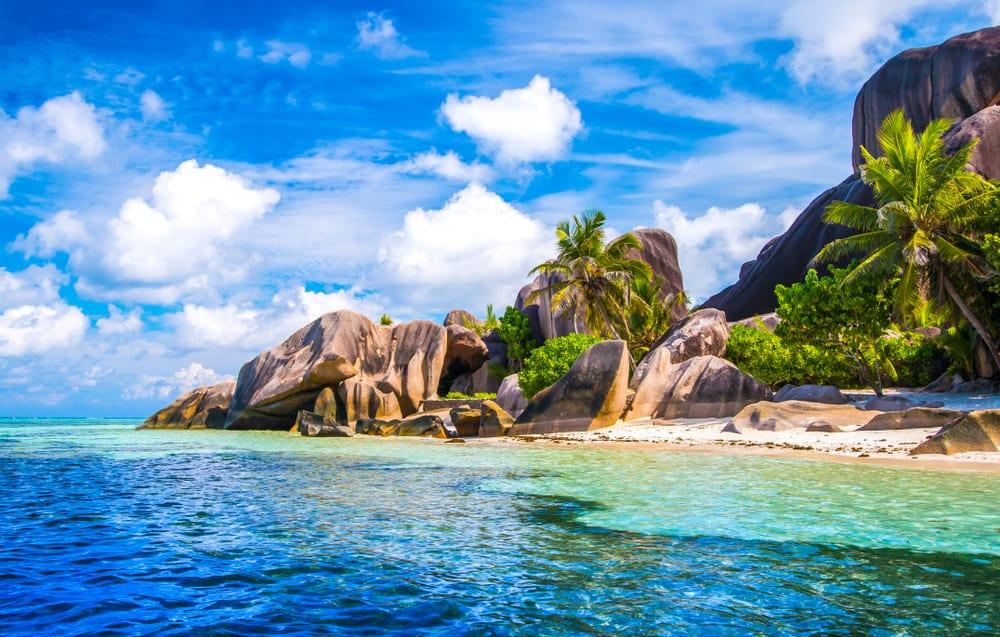 The Seychelles Beach